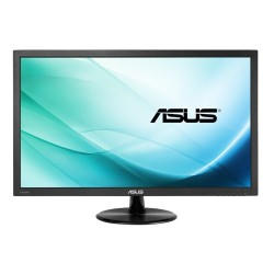 "Monitor 21.5"" ASUS LED VP228H, 1920x 1080, TN, 1 ms, 250 cd/mp, ASCR 100M:1 ,170/160, Flicker free, Low blue light, D-Sub, DVI,"