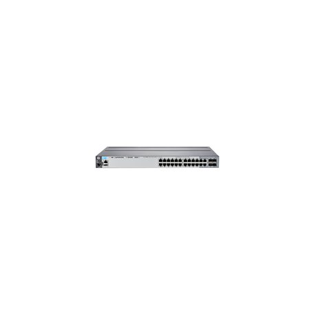 HP 2920-24G Switch - Switch - Beheerd - 24 x 10/100/1000 + 4 x gedeelde Gigabit SFP