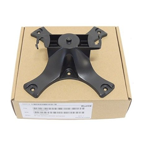 OmniAccess AP220 Series Access Point Mount Kit (basic, flat surface). Contains 1x flat surface wall/ceiling mount bracket.