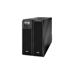 APC Smart-UPS SRT 8000VA - UPS (rack-mountable / external) - AC 230 V - 8000 Watt - 8000 VA - Ethernet 10/100, USB - output conn